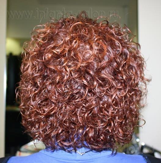 Завивка волос крупные локоны для тонких волос